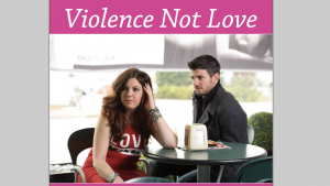 VIOLENCE NOT LOVE by Denis J Axl