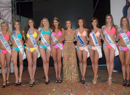 Miss Città Murata 2016 proclama la vincitrice 2016