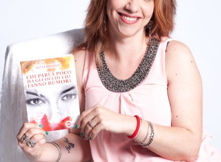 Intervista alla scrittrice Silvia Brindisi
