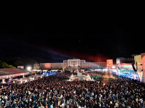 Oltre 90mila persone si sono radunate per l'edizione 2018 di AperyShow