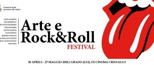 Arte e Rock&Roll e Grado Music Weekend