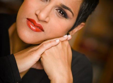 Karima a Brenzone sul Garda canta al Brain Zone Music Festival