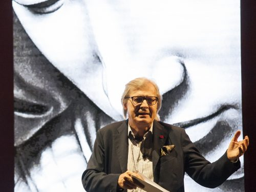 Vittorio Sgarbi A sregola d'arte