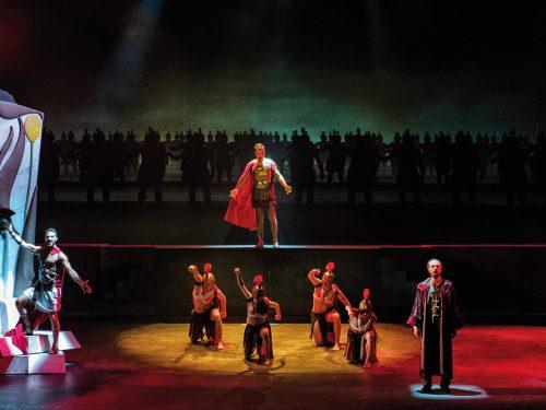 La Divina Commedia, a Padova e Brescia il musica-opera