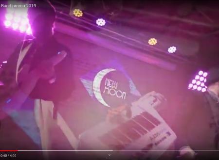 New Moon Live Band ecco il nuovo video promo