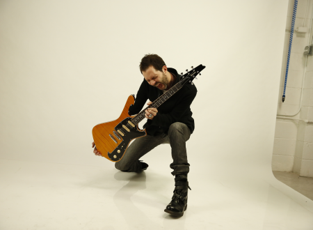 Unica data in Italia per Paul Gilbert