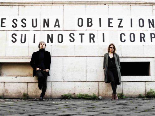 Valerio Sanzotta e Diana Tejera nuovo singolo per la Giornata Internazionale Contro la Violenza Sulle Donne
