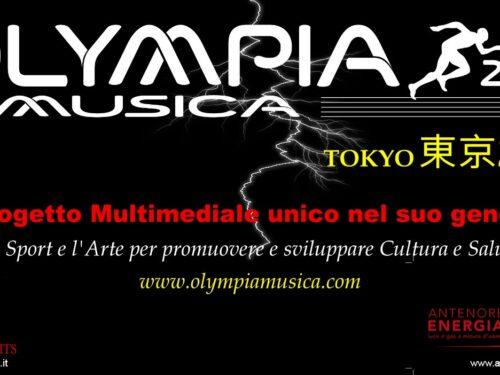 Olympia Musica il format video dedicato alle olimpiadi